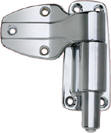 Kason 1249 Heavy Duty Hinge Flush Mount Spring Assisted