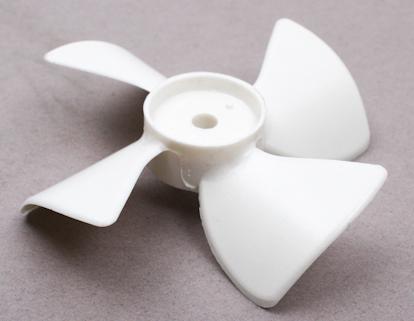 Delfield 3516181 Fan Blade 5 9 16 Dia Cw Quot