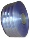 Clear PVC Ribbed Roll 150'  8