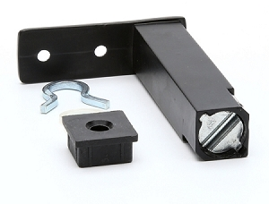 Beverage Air 401-216A-02 Hinge Cartridge Assembly, Black