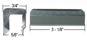 Replacement r42-2842 Hinge Cover For Refrigerator Freezer And Cooler