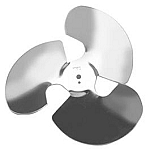 "True   801009  7"" Diameter Evaporator Fan Blade"