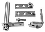 Kason 1525-R Middle Spring Hinge Right