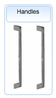 Ardco Door Handle Types