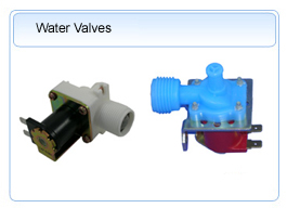 Dump Valve And Water Inlet Valve Image