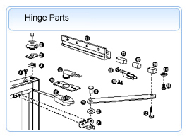 Anthony Hinge Components