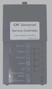 CM  Universal Service Controller by Control Products