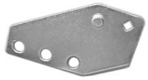 Hobart Koch 283067 (replaces p/n 239048)  Hinge Plate - Upper LH / Lower Right Hand