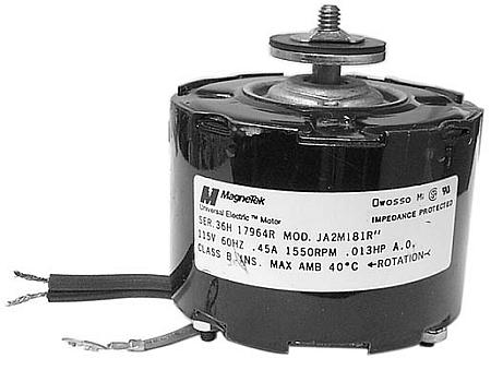 Fasco 71730587 Type U73B1 115V Evaporator Fan Motor for Master Bilt