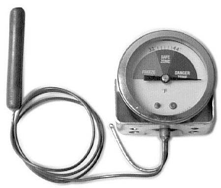 Silver King   SK-20361  Thermometer