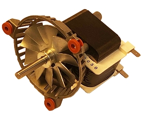Harman 3-21-08639 Compatible Exhaust Blower Motor For Pellet Stove