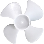 Beverage Air 405-062A Evap Fan Blade White CW 6IN 405-062A