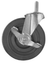 "Beverage Air  401-250A  Caster, 6"" Swivel w/Brake"