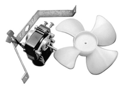 "Beverage Air   63C31-001A    120V  6""  Blade Complete Kit"