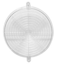"Delfield  3516178  6-7/8"" Diameter Fan Guard - 1"" Deep"
