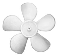 "Glenco Star Metal   SP-241-17  5-1/2"" Diameter Fan Blade"