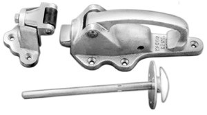 Kason Non-Safety K52-F01 Series Walk-In Latch Flush Offset