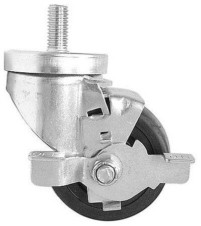 "Victory   50096002  5"" Caster - Swivel with Brake"